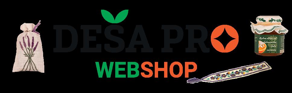 Deša Pro  WebShop